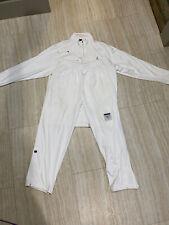 Vintage White Jordan Flight TrackSuit Size XL Top XXL Bottom RARE