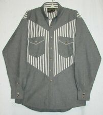 """Spindle River Mens Size M Chest 42-44"""" Heavyweight Cotton Blend Shirt"""