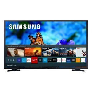 Smart TV Samsung UE32T5305 32 pollici Full HD LED WiFi Nero Disney+ DAZN Netflix