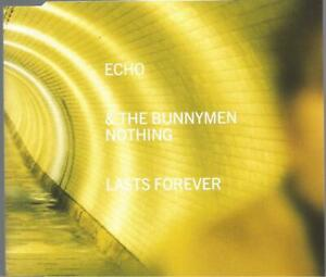 Echo & The Bunnymen - Nothing Lasts Forever 1997 London CD single