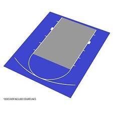 IncStores Outdoor Basketball Kit - Half Court Kit 20ft x 24ft 480 Tiles w/ Edges