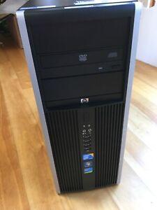 HP Compaq Elite 8300 Desktop Core i7 3770 3.4GHz 14GB RAM 240GB SSD Win 10