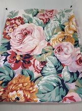 """Ralph Lauren Allison Cottage Floral Standard Pillow Case 19""""×30"""" Handmade (#91)"""