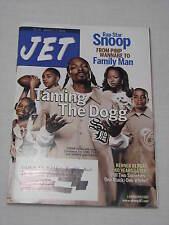 Jet Magazine Snoop Dog Lawrence Hilton-Jacobs Sean Bell Tavis Smiley Will Smith