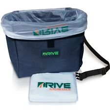 Car Trash Can - As Seen On TV by Drive Auto Products™ 20 Hanging Liners Included