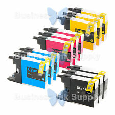 12 PACK LC71 LC75 NON-OEM Ink for BROTHER MFC-J430W LC-71 LC-75 LC71 LC75 LC79