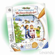RAVENSBURGER tiptoi® Buch - Meine schönsten Weihnachtslieder - NEU