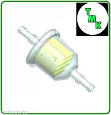 Petrol Fuel Filter Rotax Go Kart Engine High Quality 80 micron Gy6 Walbro Zama