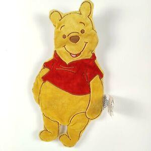 """Disney Winnie The Pooh Teddy Bear Plush Wall Hanging 16"""" Soft Nursery Decor 2007"""