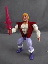 Vtg He-Man MOTU Prince Adam Action Figure Complete Masters of The Universe