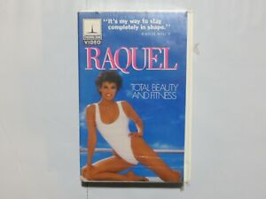 Raquel: Total Beauty and Fitness (1984 Betamax Beta Movie) Raquel Welch Exercise