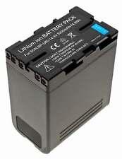 2x batería 4400mah para Sony bp-u30 bp-u60 bp-u65 bp-u90 bp-u95