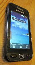 Samsung GT S 5230 Smartphone (Touchscreen) - Black (ohne Simlock)