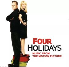 FOUR HOLIDAYS - Soundtrack CD New - Christmas Hits - Tom Petty Dean Martin