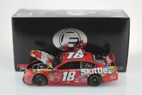 KYLE BUSCH #18 2019 SKITTLES PHOENIX RACED WIN ELITE 1/24 SCALE NEW FREE SHIP