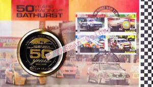 PNC Australia 2012 Bathurst 50 Years of Racing Medallion Limited Edition 7500