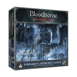 Bloodborne: Forsaken Cainhurst Castle Expansion