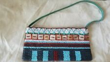 Vintage handmade beaded clutch - Betty Boom Creation