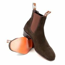 R.M. Williams Suede Boots for Women
