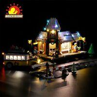 LED light kit for Lego Winter Village Station 10259 (Australia Top Rated Seller)