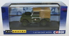 Véhicules miniatures Corgi pour Land Rover 1:43