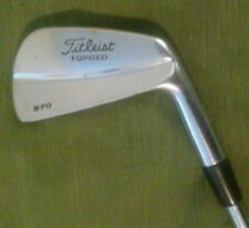 Titleist Forged 670 4 OR 5 Iron S400 Steel Shaft Right Hand