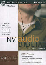NIV  Audio Biblia/ New International Version Audio Bible
