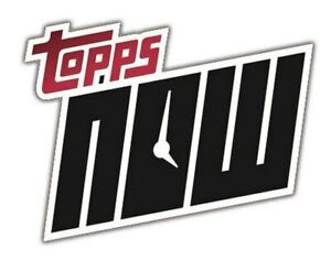 Topps Now Cricket The Hundred 2021 - Choose Your Individual Trading Card