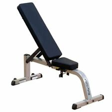 Body-Solid Flat and Incline Weight Bench, Body Solid, Incline/ Flat Bench GFI21