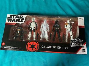 Star Wars Celebrate The Saga - GALACTIC EMPIRE 5-Pack - IN STOCK!!