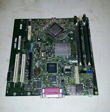 DELL Optiplex 755 Motherboard CN-0GM819 Intel E6550 core 2 duo 2.33ghz + 2GB RAM