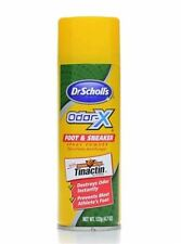 Dr. Scholl's Odor Destroyers Foot - Sneaker Spray Powder 4.70 oz (Pack of 9)