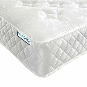 NEW MEMORY SPRING FOAM KNITTED MATTRESS - SINGLE - SMALL DOUBLE - DOUBLE