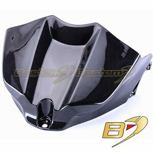 2009-2014 Yamaha R1 Carbon Fiber Gas Tank Cover Panel Fairing Cowl