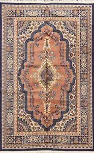 MEMORIAL DEAL Geometric Karastan USA Traditional Area Rug Classic 4'x6' Carpet