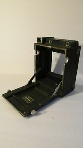 RARE SPEED GRAPHIC 4X5 LARGE FORMAT FILM CAMERA SHELL BODY - FAST SHIPPING INTL