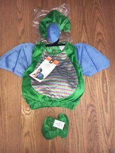 Infant Baby Dinky Dragon Animal Costume