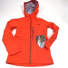 $549 North Face Women's Free Thinker GoreTex Jacket Medium Orange 2017 ISSUE
