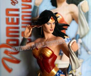 Terry Dodson Wonder Wamen Bust DC Comics Statue Women of DC Universe Series 2
