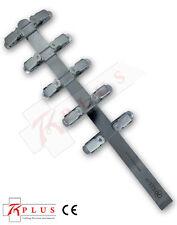 Dental X-Ray Film holder mit 10 halterung Edelstahl CE Top Qualität