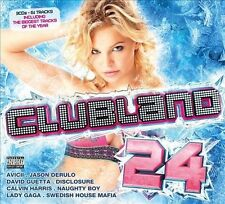 VARIOUS ARTISTS - CLUBLAND 24 USED - VERY GOOD CD