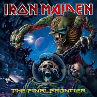 IRON MAIDEN The Final Frontier CD BRAND NEW