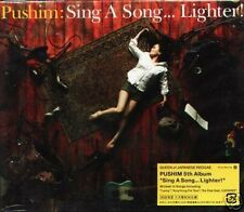 PUSHIM - Sing A Song Lighter - Japan CD - NEW J-POP