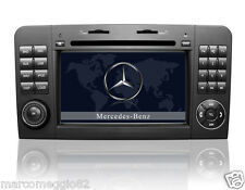 Navigatore, gps touchscreen, Mercedes Benz ML CLASS W164( ML300, ML350, ML500 )