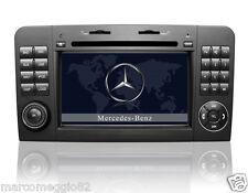 Navigatore, gps touchscreen, Mercedes Benz ML CLASS W164( ML300, ML350, ML500 )