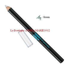 Crayon ligneur contour yeux VERT Green AVON NEUF
