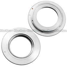 M39 Lens to Canon EOS 1300D 1200D 760D 750D 700D 80D 7D 5D Mark II III Adapter