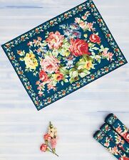 Set Of 4 Rose Placemats