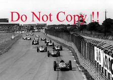 Jim Clark Lotus 25 Winner British Grand Prix 1962 Photograph 4