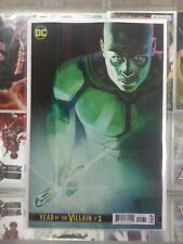 DC Year Of The Villain #1 Alex Maleev Lex Luthor 1:250 Variant Comic